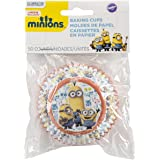 Wilton 415-4600 50 Count Despicable Me Minions Baking Cups, Multicolor
