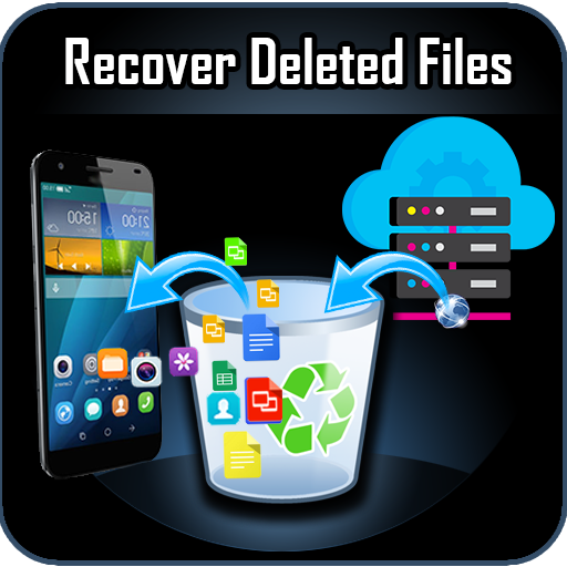 Recover Deleted Photos, Files and Speed Booster