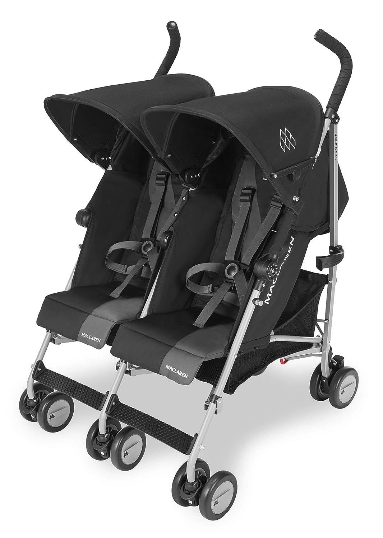 Maclaren-Twin Triumph Stroller