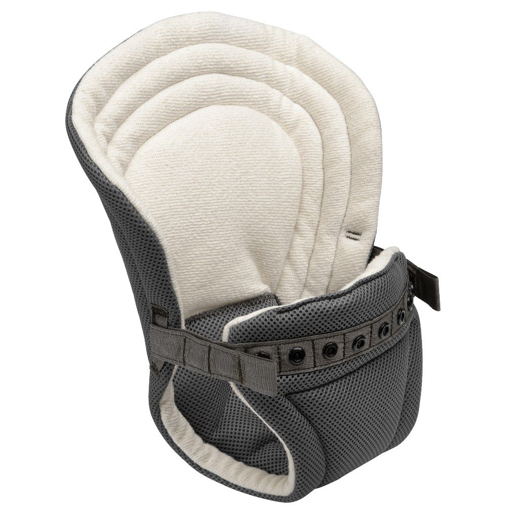 Onya Baby Booster Baby Carrier Infant Insert - Slate Grey A-3117