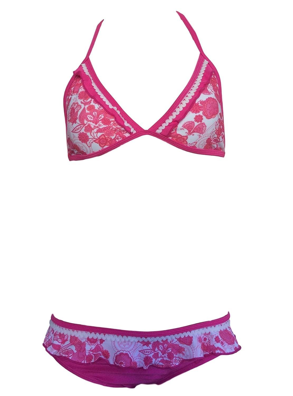 CC Girls Magenta Bikini/Swimwear. Ages 5-16 Years