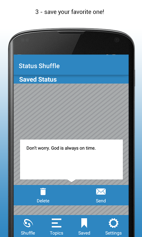 Download Status Shuffle App For Facebook  Images