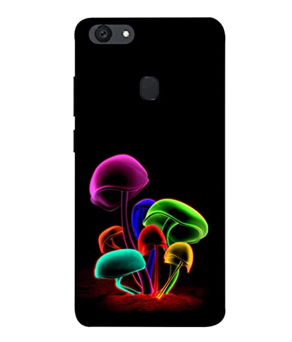 first rate e8982 2413a Oppo F5 Back Covers of Radium Mushrooms Premium Printed: Amazon.in ...