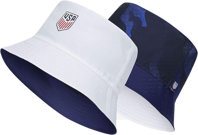 Nike Adult Unisex USA Lightweight Reversible Bucket Hat