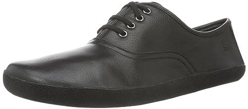 Sole Runner 210615 - Tobillo bajo de Cuero Unisex Adultos, Color Negro, Talla 43 EU: Amazon.es: Zapatos y complementos