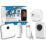 mySmarthome 1568 Security Kit DIY di Automazione Sicurezza Domotica per la Casa