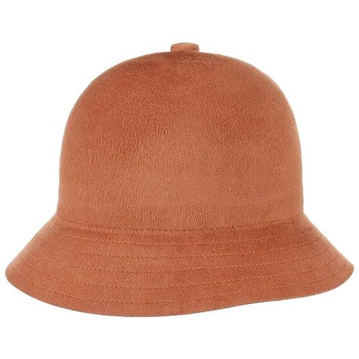 f5f84ea2d37 Amazon.com  Brixton Essex Bucket Hat - Rust - MD  Clothing