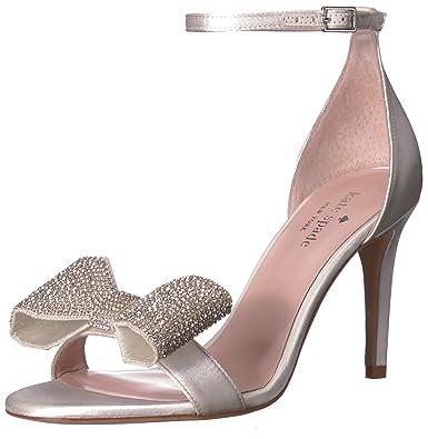 d48f0240d Amazon.com  Kate Spade New York Women s Gweneth Heeled Sandal  Shoes