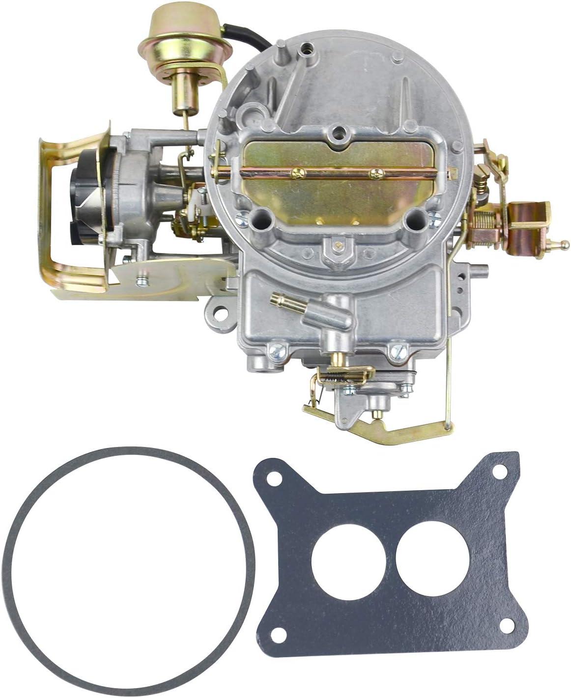Bicos 2-Barrel Engine Carburetor Carb Compatible with For-d ...