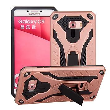 Obamono Estuche para Samsung Galaxy C9, Estuches para ...