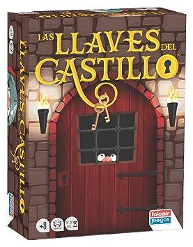 Falomir-Las Las Llaves del Castillo. Juego de Mesa. Cartas ...