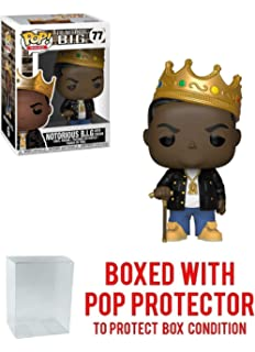 Funko - Pop.Color Rocks Color Notorious B.I.G. Jersey ...