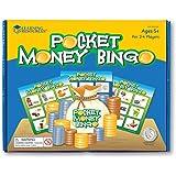 Learning Resources Pocket Money Bingo