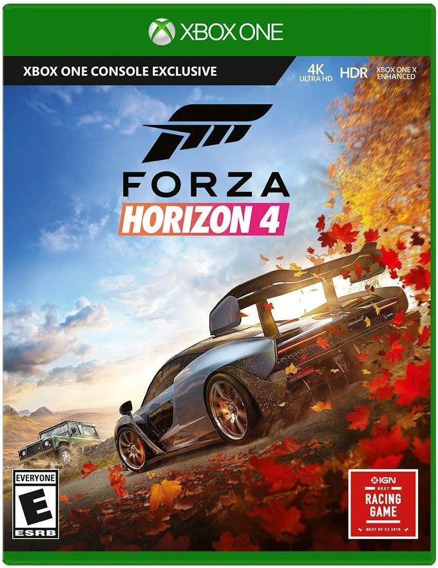 Amazon com: Forza Horizon 4 Standard Edition – Xbox One