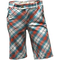 Royal & Awesome Well Plaid - Pantalones Cortos