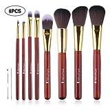 Amazon Price History for:MiroPure 8 Piece Kabuki Makeup Brush Set