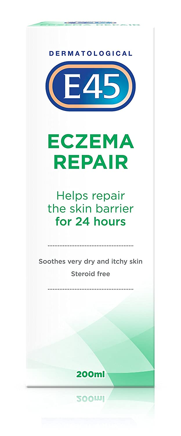 E45 Eczema Repair Cream, 200 ml Reckitt Benckiser 3046356