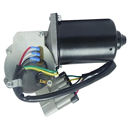 Amazon.com: New 24 Volt Wiper Motor For Freightliner (2000-2016 ...