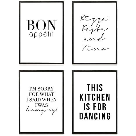 """/""""Bon appetit/"""" verschiedene Größen Kunstdruck Poster Bild Druck Motiv"""