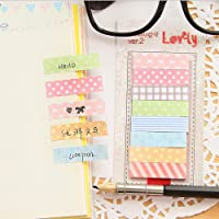 Seguryy VC067001–Adhesive Markers (160Pages)