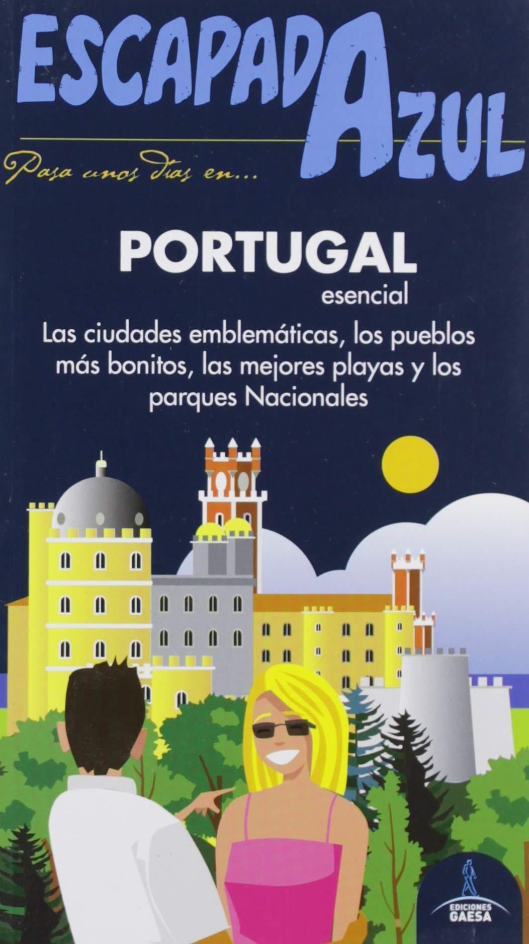Portugal Esencial: Escapada Azul Portugal Esencial: Amazon.es: Ingelmo, Angel, Monreal, Manuel: Libros