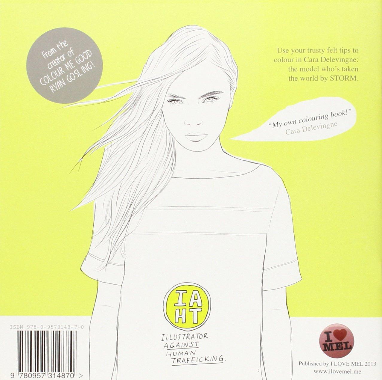 Colour Me Good Cara Mel Simone Elliott 9780957314870 Amazon Books