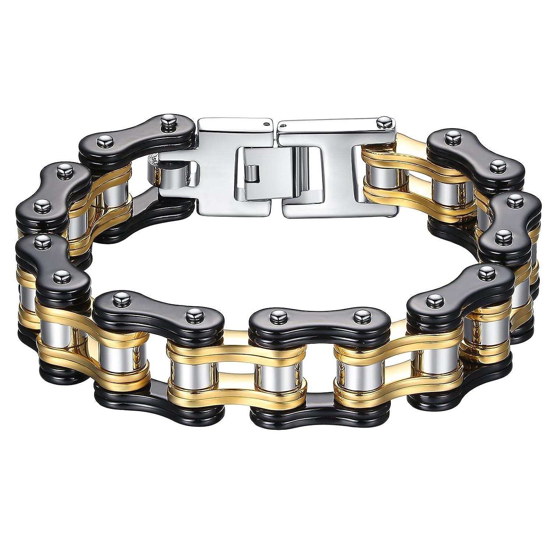 bracelet en chaine de velo bijoux la mode. Black Bedroom Furniture Sets. Home Design Ideas