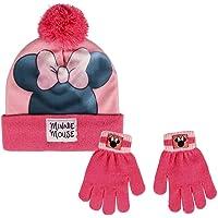 ARTESANIA CERDA Conjunto 2 Piezas Minnie Calentadores, Rosa (rosa 09), One Size (Tamaño del fabricante:One Size) para…