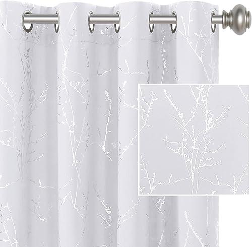 Deal of the week: H.VERSAILTEX White Curtains