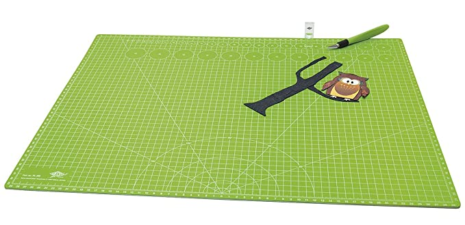 Wedo Cutting Mat - Esterilla para corte, 600 x 450 x 3 mm, color ...