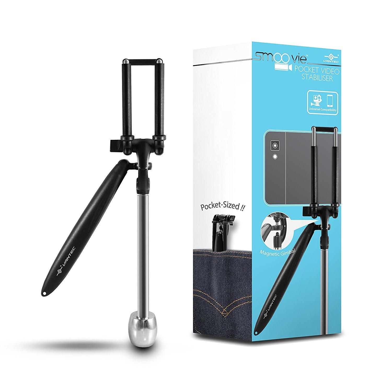 Vantec Smoovie Pocket Video Stabilizer Vantec USA PVS-100