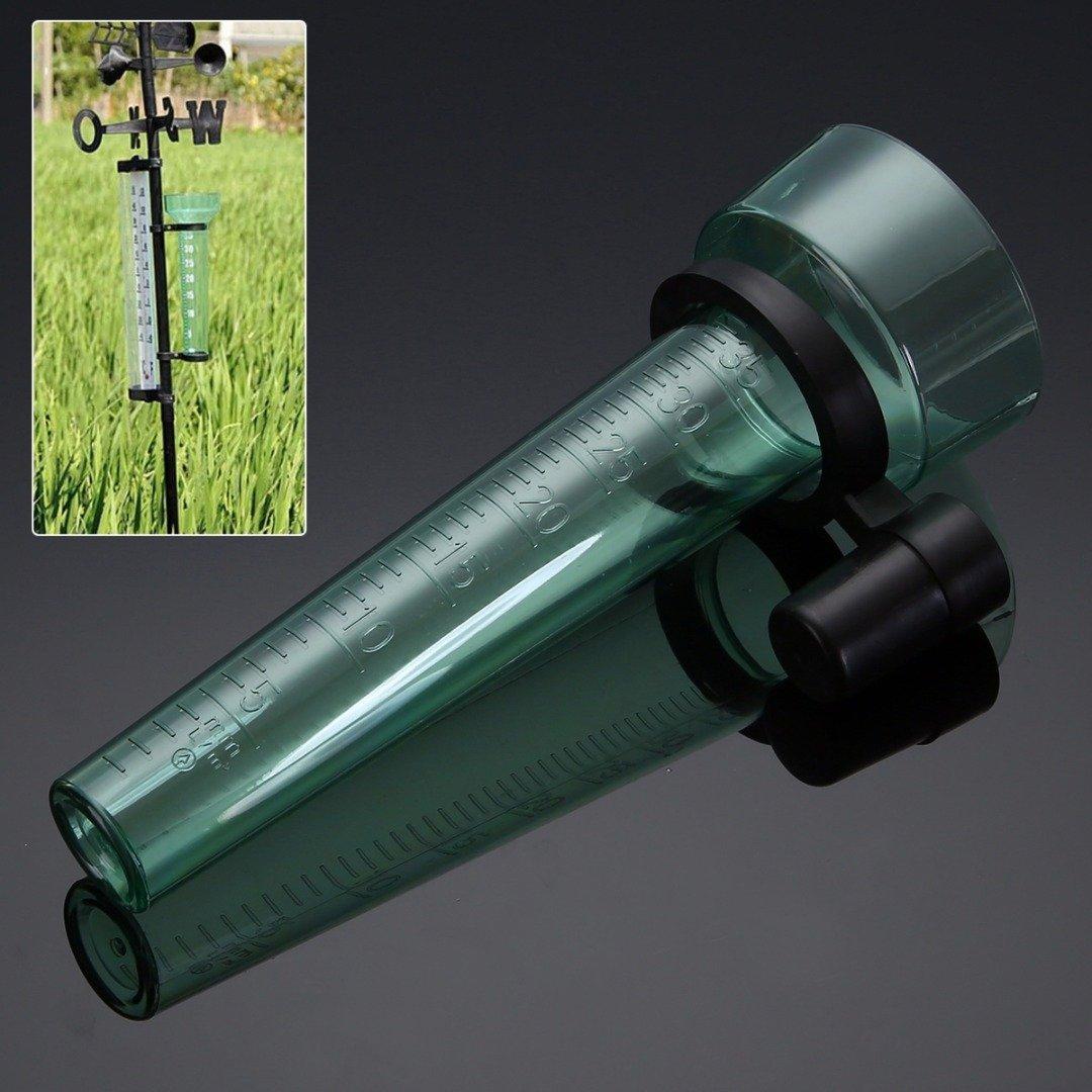 ERTIANANG New 1pc Rain Gauge Rainfall Measurement Mayitr 35mm Rain Gauge for Garden Outdoor Yard Measurement Tool by ERTIANANG (Image #1)