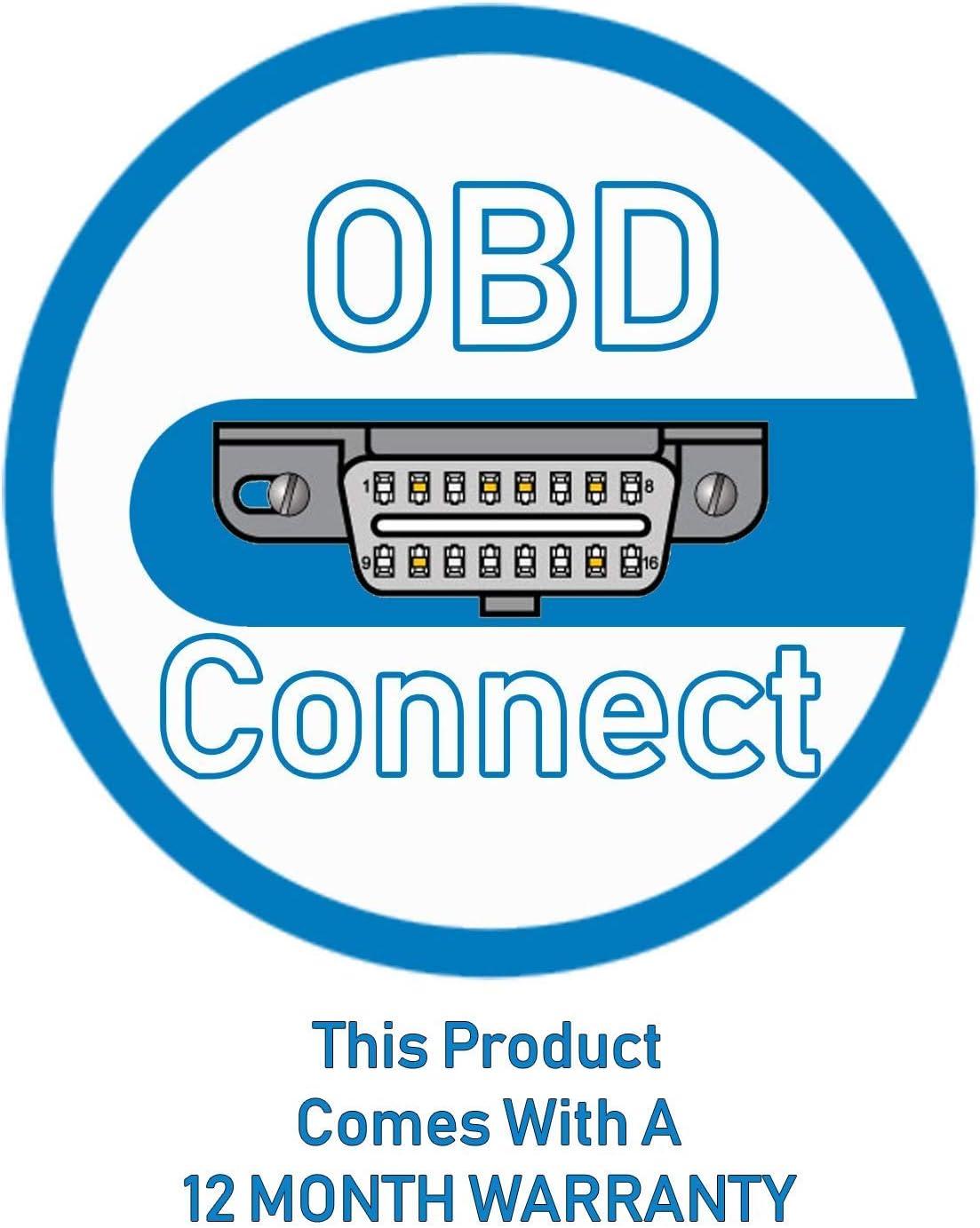 OBD Connect Advanced Bluetooth 4.0 OBD Diagnostic ECU Scanner//Fault Code Reader