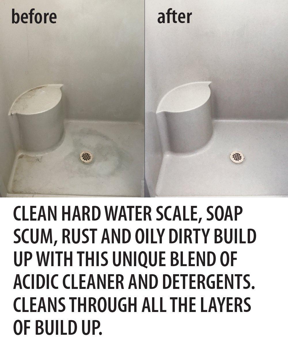 Amazon.com: Don Aslett\'s Showers and Stuff-Gallon: Home Improvement