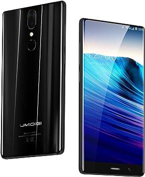 UMIDIGI Crystal Smartphone Libre 2GB+16GB/4GB+64GB (4GB+64GB ...