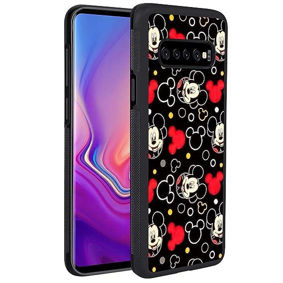 Amazon Com Phone Case Compatible Samsung Galaxy S10 Plus Mickey