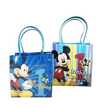 Amazon.com: Disney Mickey Mouse 1st fiesta de cumpleaños ...