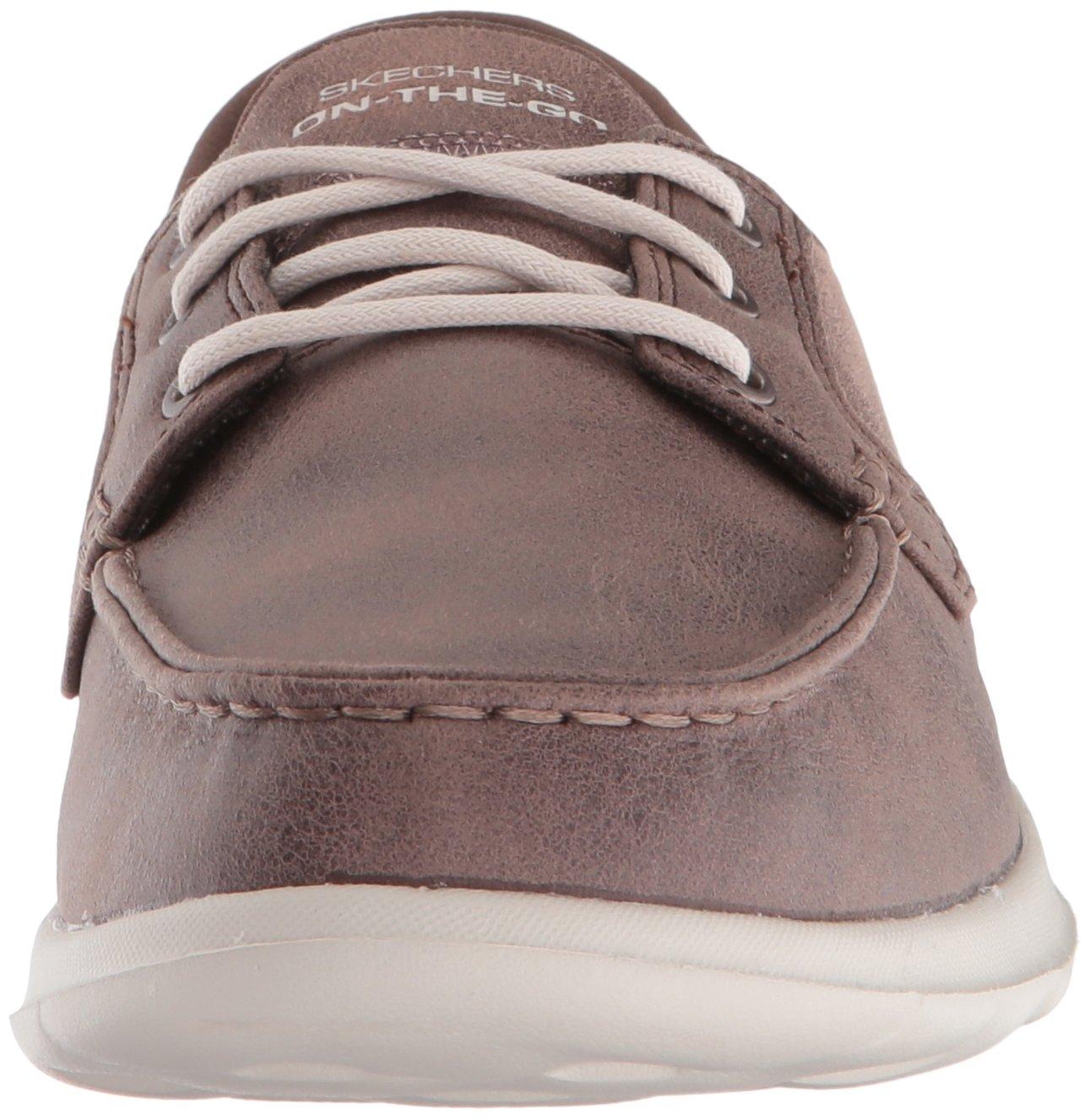 Skechers Women's Go 7 Walk Lite Boat Shoe B075Y2P6MD 7 Go B(M) US|Brown 33b819