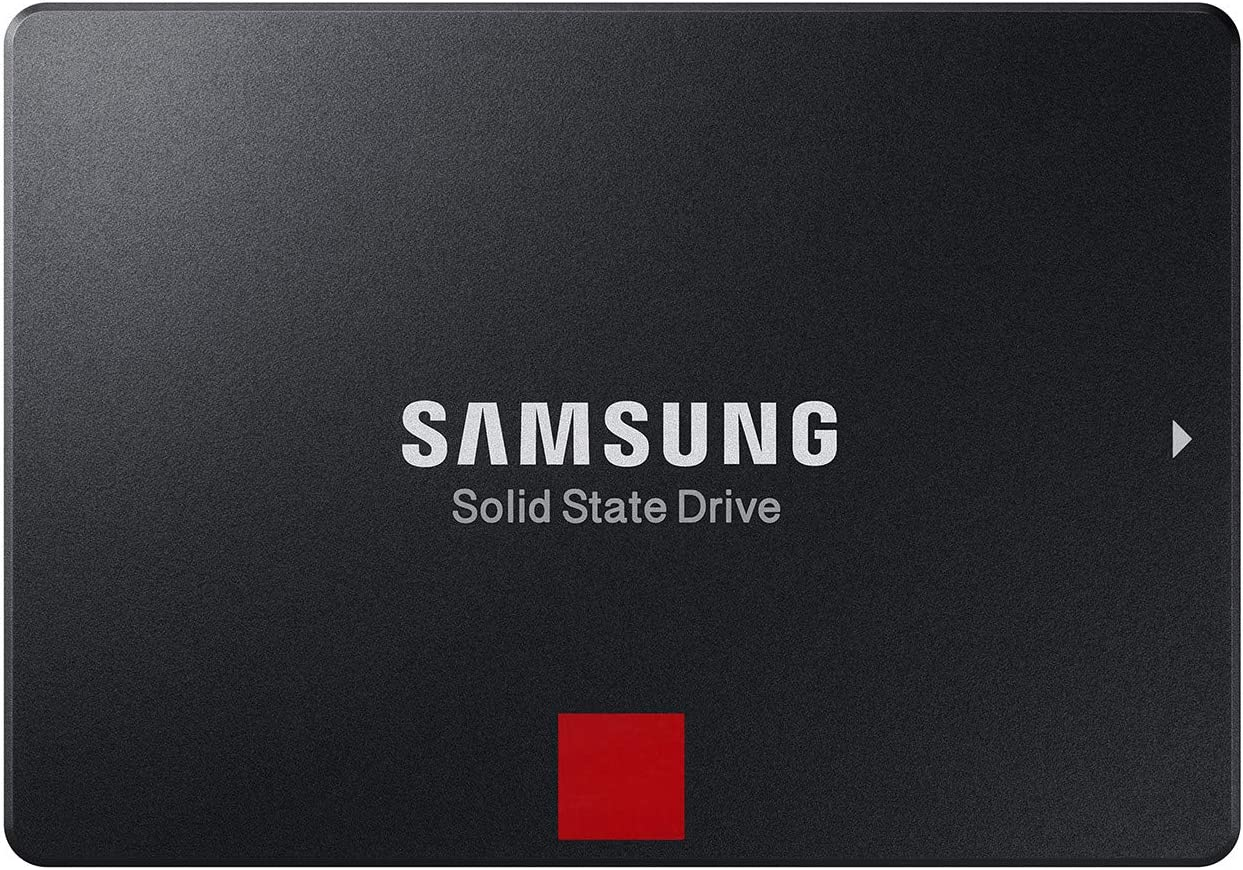 Samsung 860 PRO SSD 512GB - 2.5 Inch SATA III Internal Solid State Drive with V-NAND Technology (MZ-76P512BW)