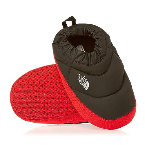 The North Face - Zapatillas de estar por casa para niño, color negro, talla X-Small: Amazon.es: Zapatos y complementos