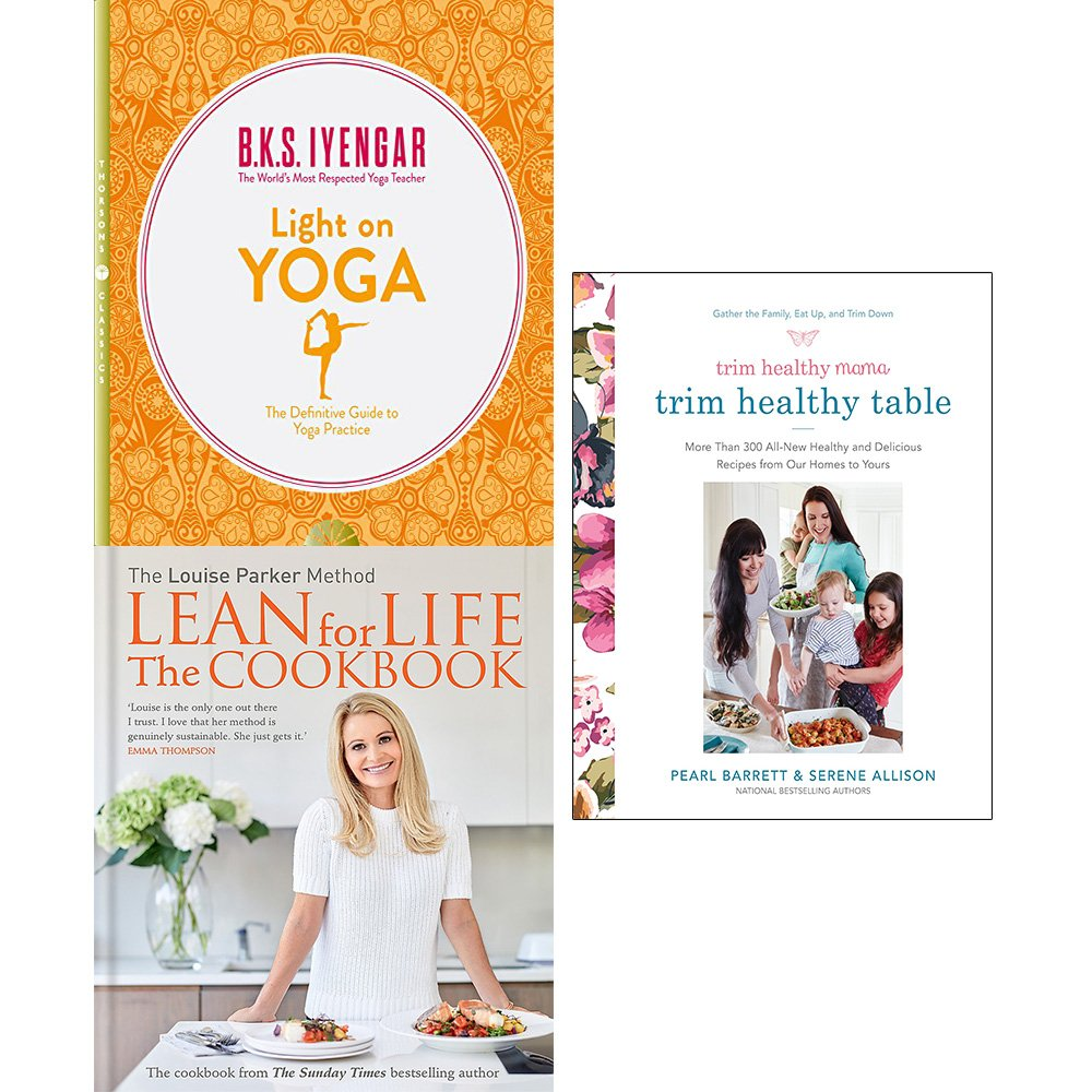 Trim healthy mama, light on yoga and louise parker method ...