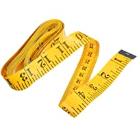 "GOELX Pack Of 1 X 1.5 Meter (60"" Inch) Sewing Tailor Measuring Ruler Tape"