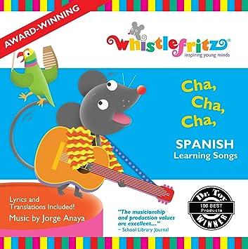 Cha Cha Cha Spanish Learning