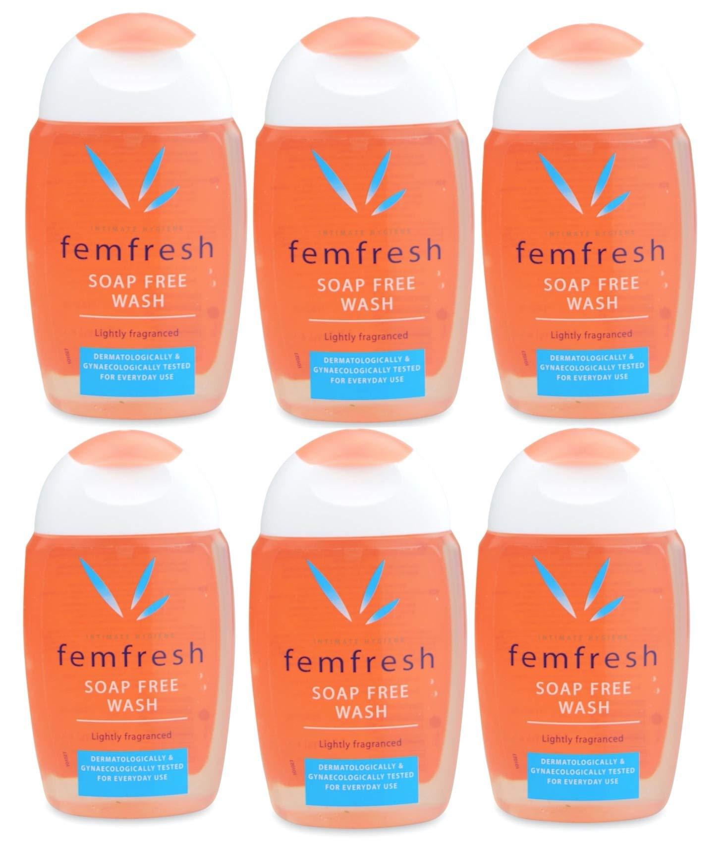 Femfresh Intimate Wash 6 Pack