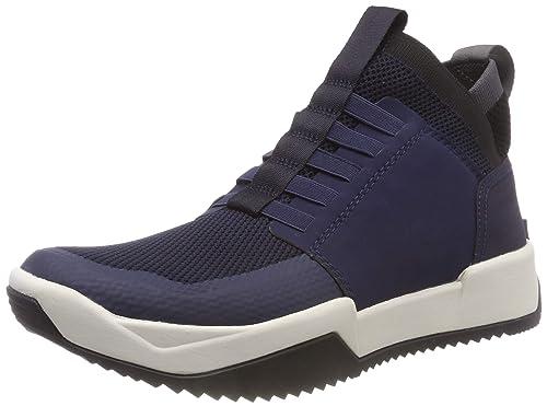 G-STAR RAW Rackam Deline, Zapatillas Altas para Hombre: Amazon.es: Zapatos y complementos