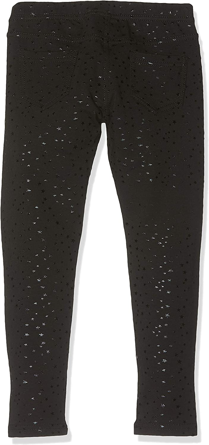 Brums Jeggings Felpa Elasticizzato Stampa all Over