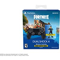 DualShock 4 Wireless Controller for PlayStation 4 - Fornite Bonus Content Bundle