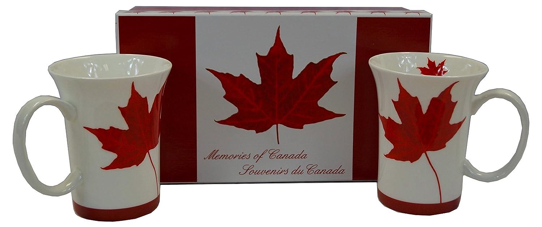 McIntosh Memories of Canada Mug, 2 Set