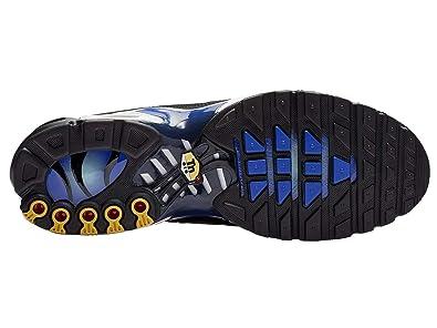 Hyper Blue Mesh Running Shoes
