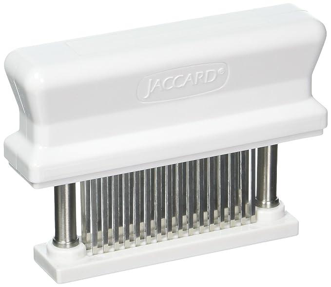 Amazon.com: Jaccard Supertendermatic 48-Blade Tenderizer: Meat Tenderizer:  Kitchen & Dining